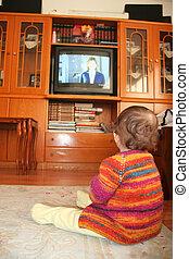 televisione, dipendenza