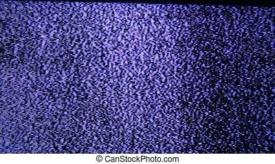telewizja, hałas