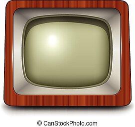 telewizja, ikona