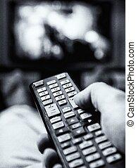 telewizja, kanały, chłoszcząc