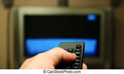 telewizja, surfing, -, hd, kanał