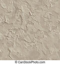 telha, stucco., seamless, texture.