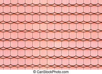 telhado azulejo, seamless, textura