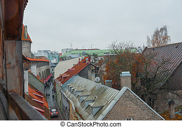 telhados, tallinn.