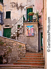 Tellaro, tuscany fishertown