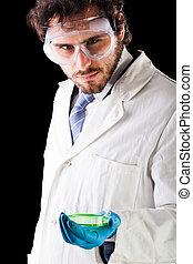 tellergericht, biologe, petri