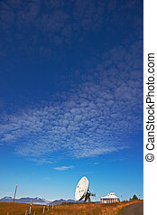 tellergericht, island, satellit, hofn, kommunikation