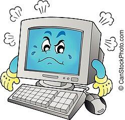 tema, computer