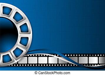tema, fondo, cinema