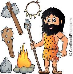 tema, prehistórico