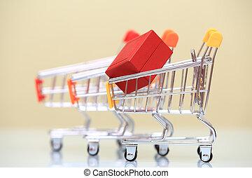 tema, shopping, regalo