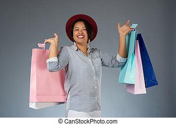 tema, shopping, vendita