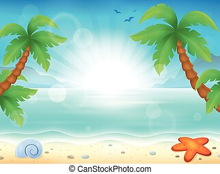 tema, spiaggia