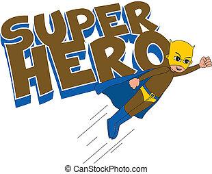 tema, superhero