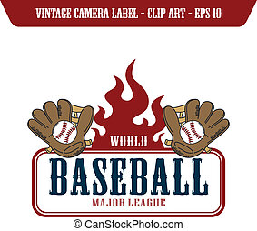 temat, baseball