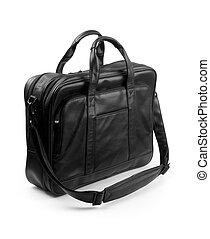 temný briefcase