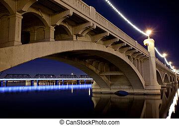 Tempe Arizona Bridge