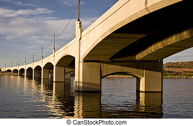 Tempe Mill Avenue Bridge