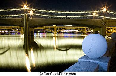 Tempe Mill Avenue Bridges