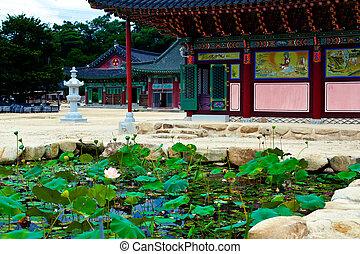 tempel - Korea