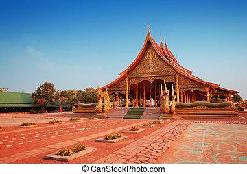 tempel, sirindhorn, wararam