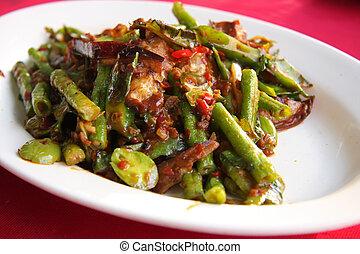 temperado, legumes