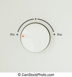 Temperature control in the refrigerator
