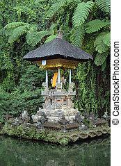 tempio, bali