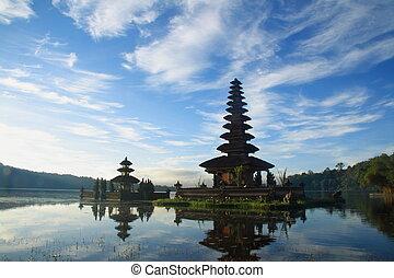 tempio indù, bali