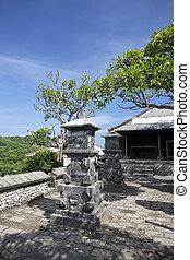 tempio, indonesia, uluwatu, uluwatu, bali