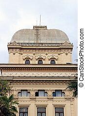 Tempio Maggiore in Rome, Italy