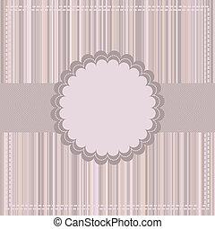 template., 8, eps, carte, salutation