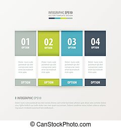template banner Green, blue, gray color