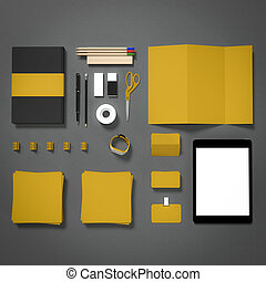 Template business for branding - Template business for...