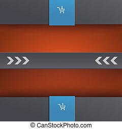Template Design Black Centre PiAd