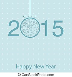 Template greeting cards for new year greetings.