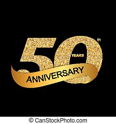 Template Logo 50th Anniversary