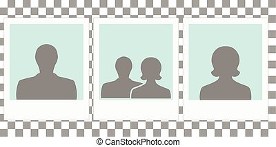 template photo frames for family photo gallery