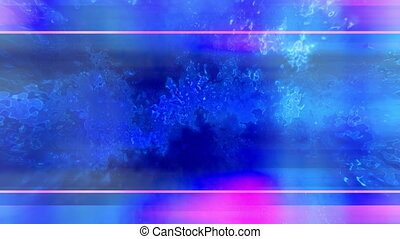 Template Style Multicolor Abstract - Looping Template Style...
