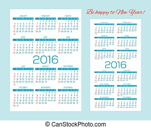 templates for calendars, pocket calendars and business cards