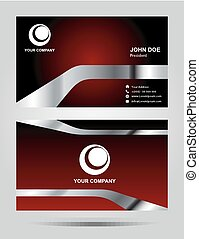 Templates for corporate style busin