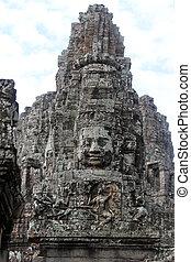 temple, bayon
