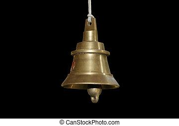 temple bells, Kerala, South India