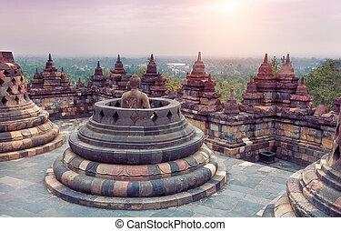 temple borobudur