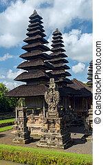 Temple complex in Bali