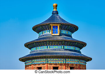 Temple of Heaven Beijing China