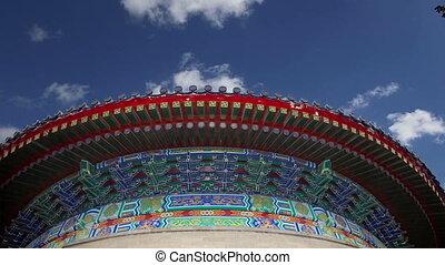 Temple of Heaven, Beijing, China