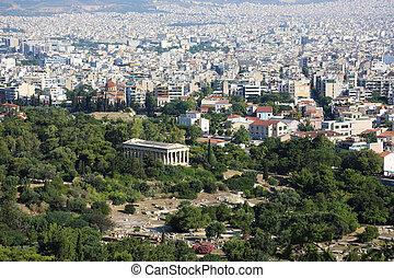 Temple of Hephaestus Athens