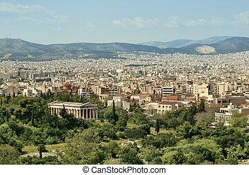 Temple of Hephaisteion, Athens