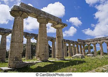 Temple of Hera, Paestum